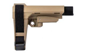 pistol stabilizing brace