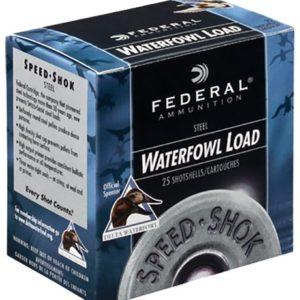 "Federal WF1072 Speed-Shok 10 Gauge 3.5"""